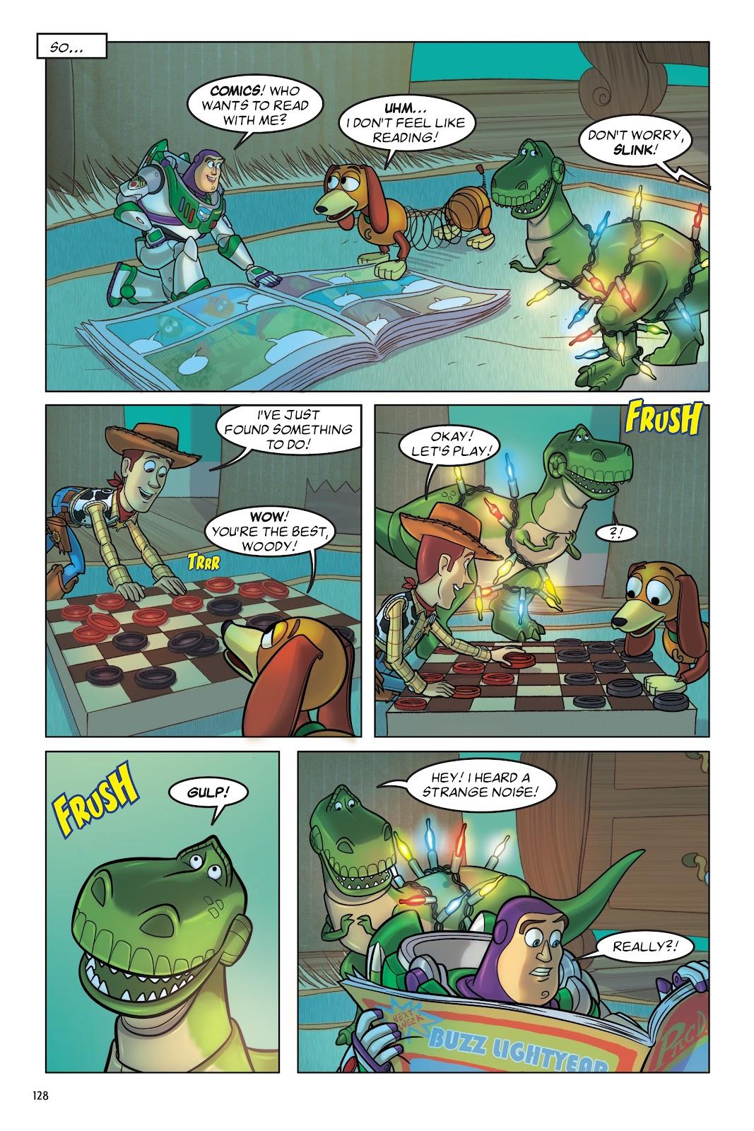 Read online DISNEY·PIXAR Toy Story Adventures comic -  Issue # TPB 1 (Part 2) - 28
