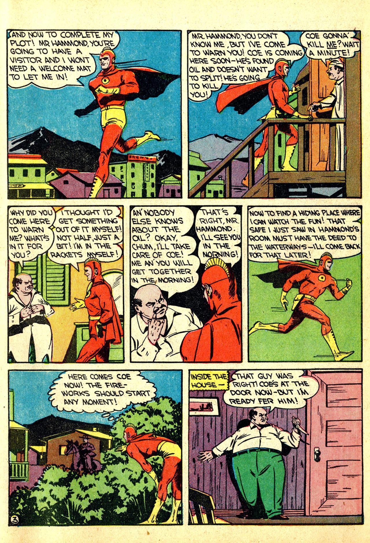 Read online Detective Comics (1937) comic -  Issue #50 - 27
