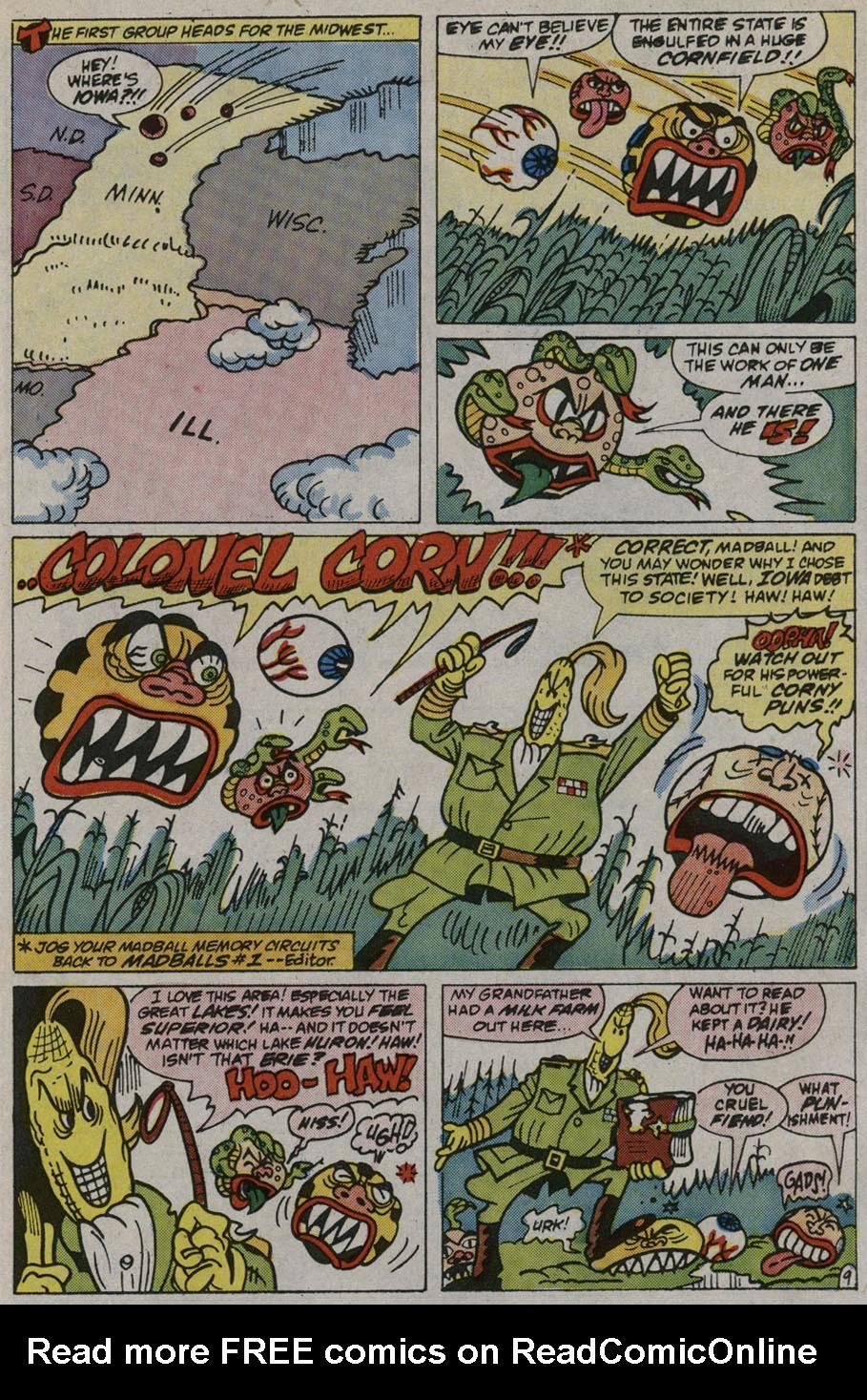 Madballs issue 9 - Page 13