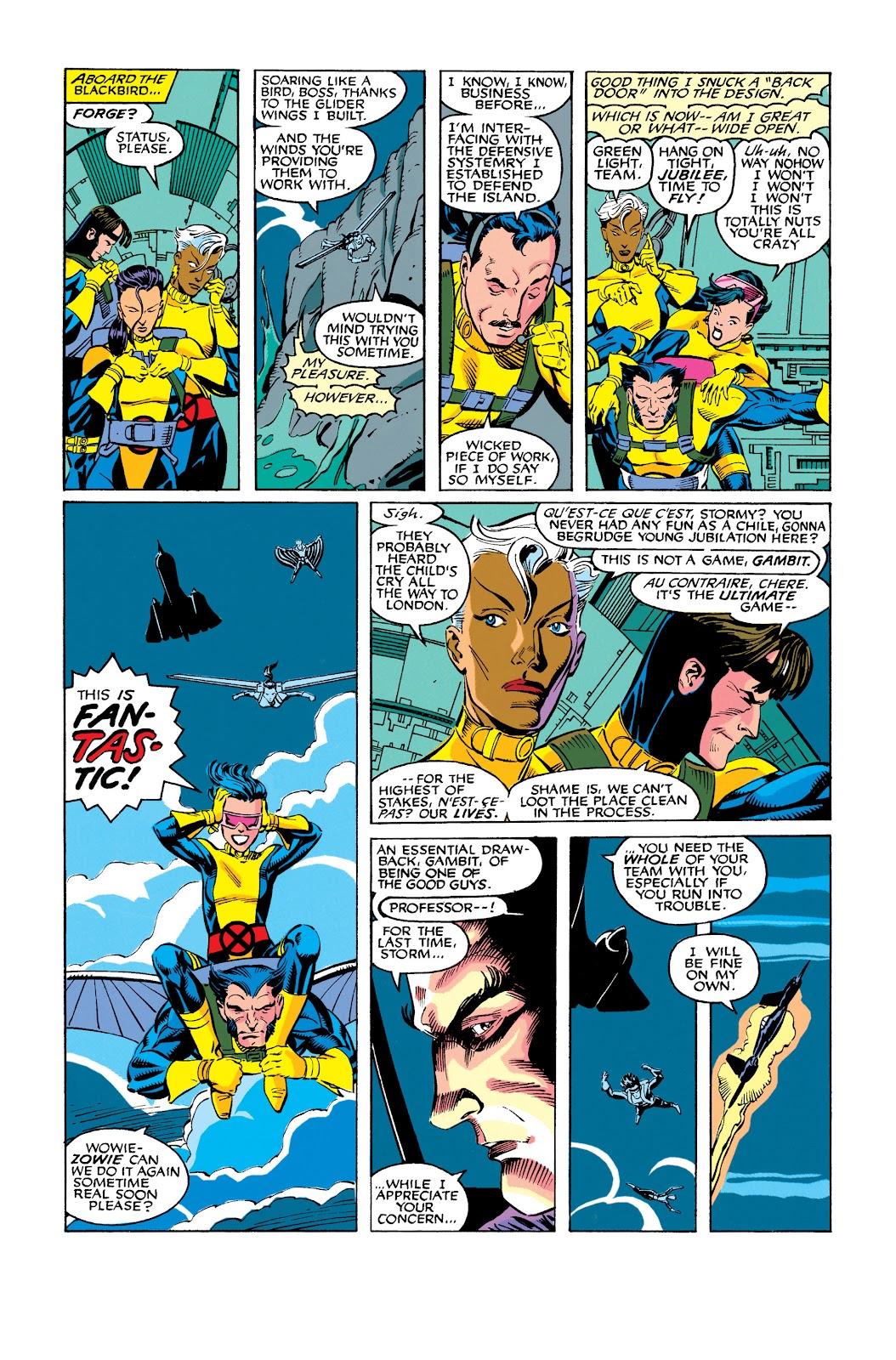 Uncanny X-Men (1963) issue 278 - Page 15