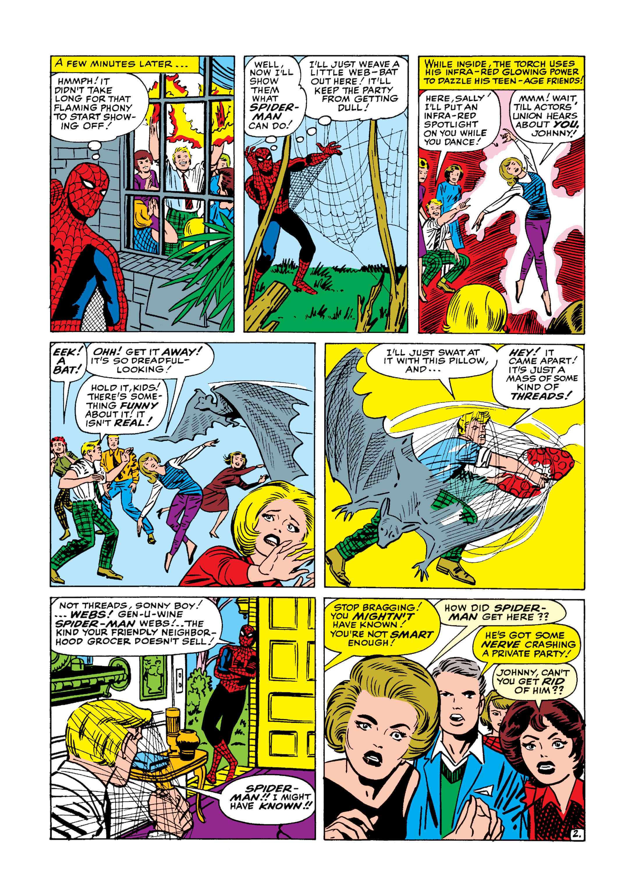 The Amazing Spider-Man (1963) 8 Page 19