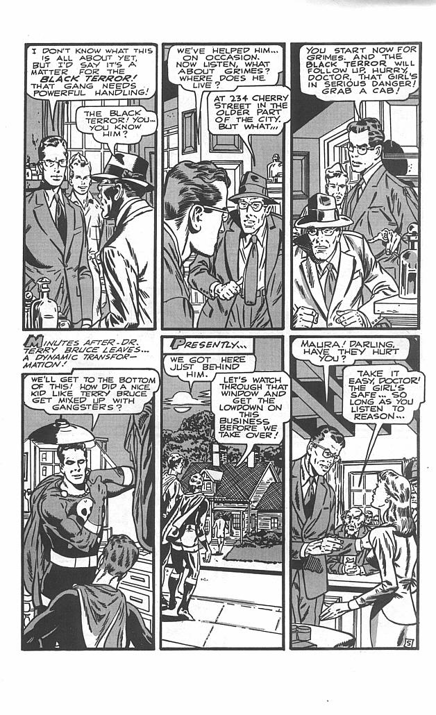 Read online Golden-Age Men of Mystery comic -  Issue #2 - 25