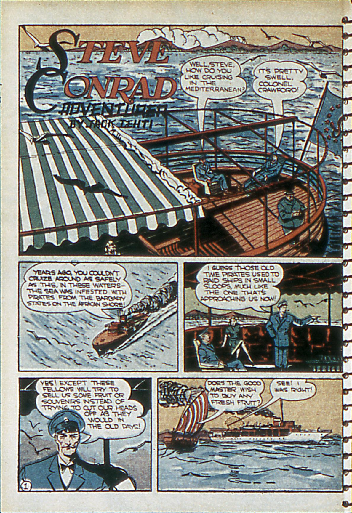 Read online Adventure Comics (1938) comic -  Issue #55 - 49