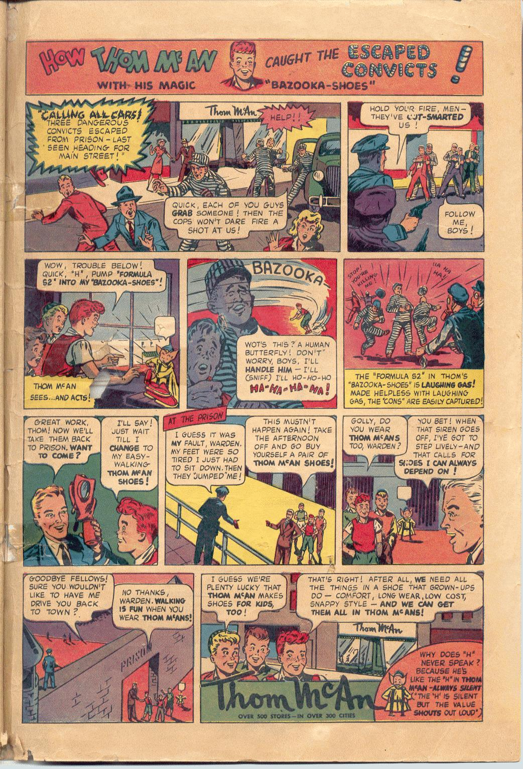 Captain Marvel, Jr. issue 38 - Page 47