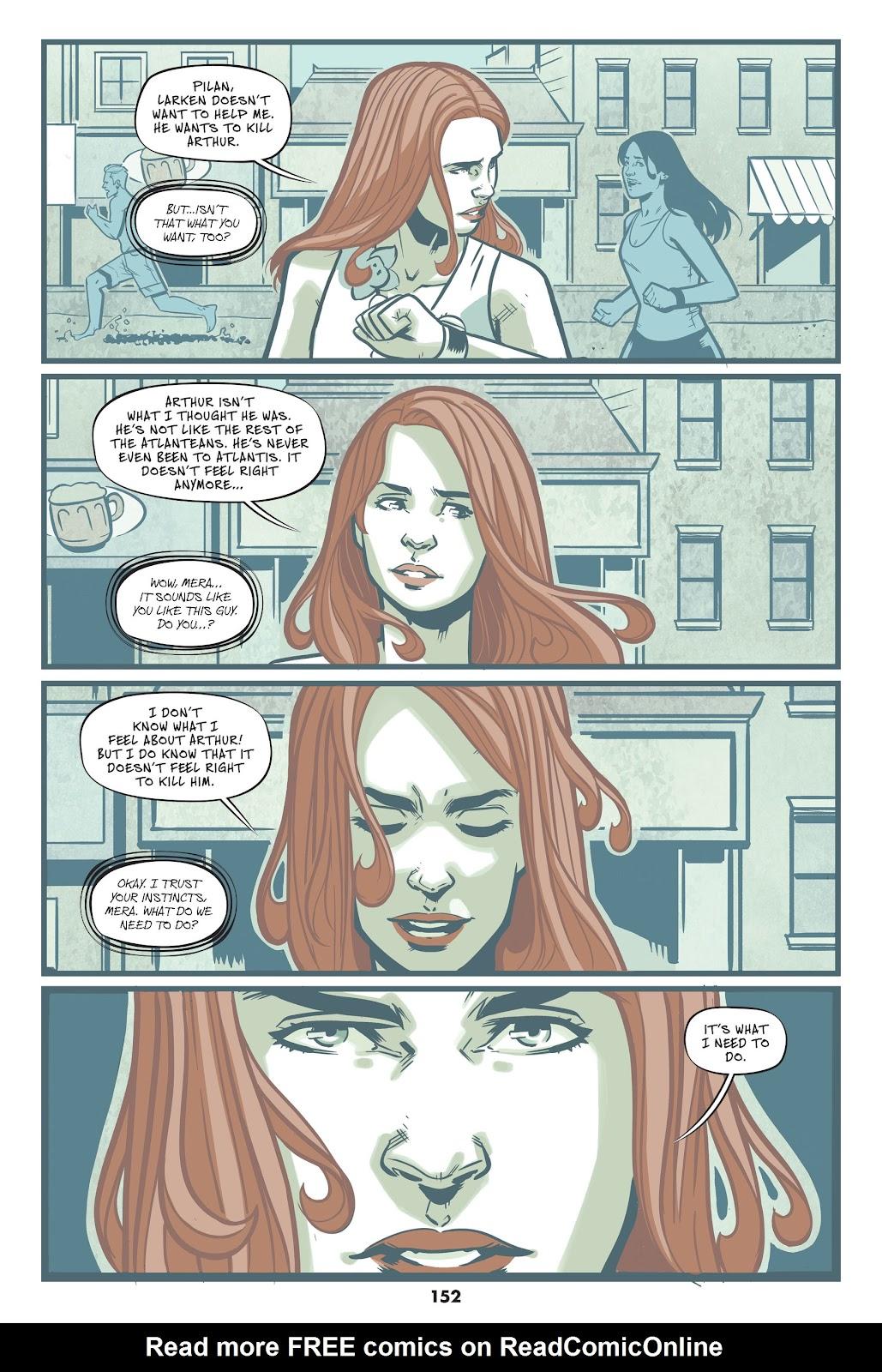 Read online Mera: Tidebreaker comic -  Issue # TPB (Part 2) - 52