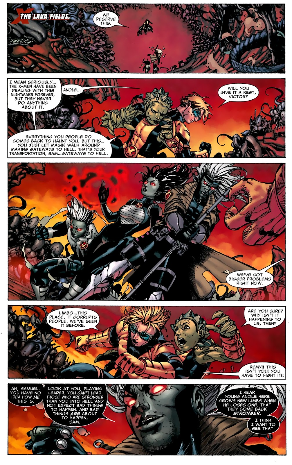 Read online X-Men: Second Coming Revelations comic -  Issue # TPB (Part 2) - 31