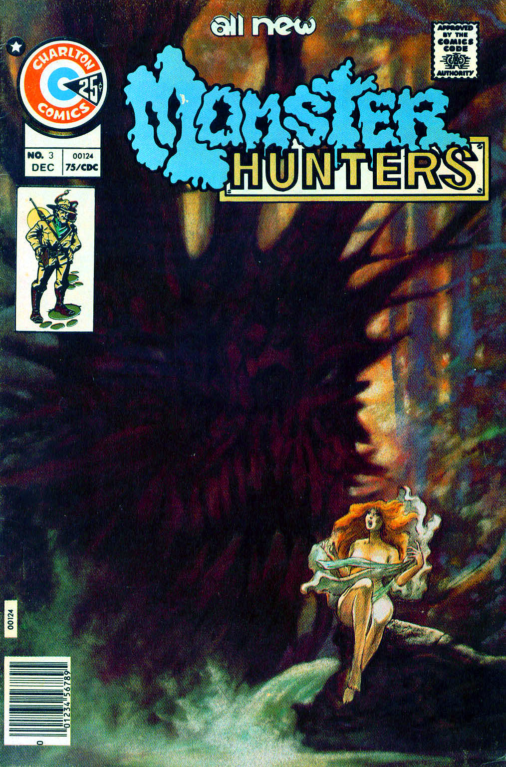 Monster Hunters issue 3 - Page 1