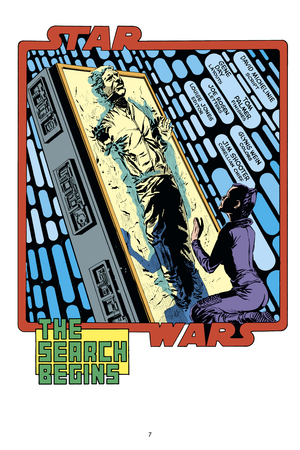 Read online Star Wars Omnibus comic -  Issue # Vol. 18 - 7