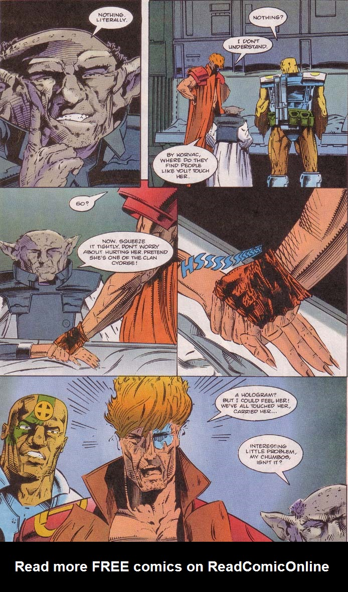 Read online Cyberspace 3000 comic -  Issue #4 - 14