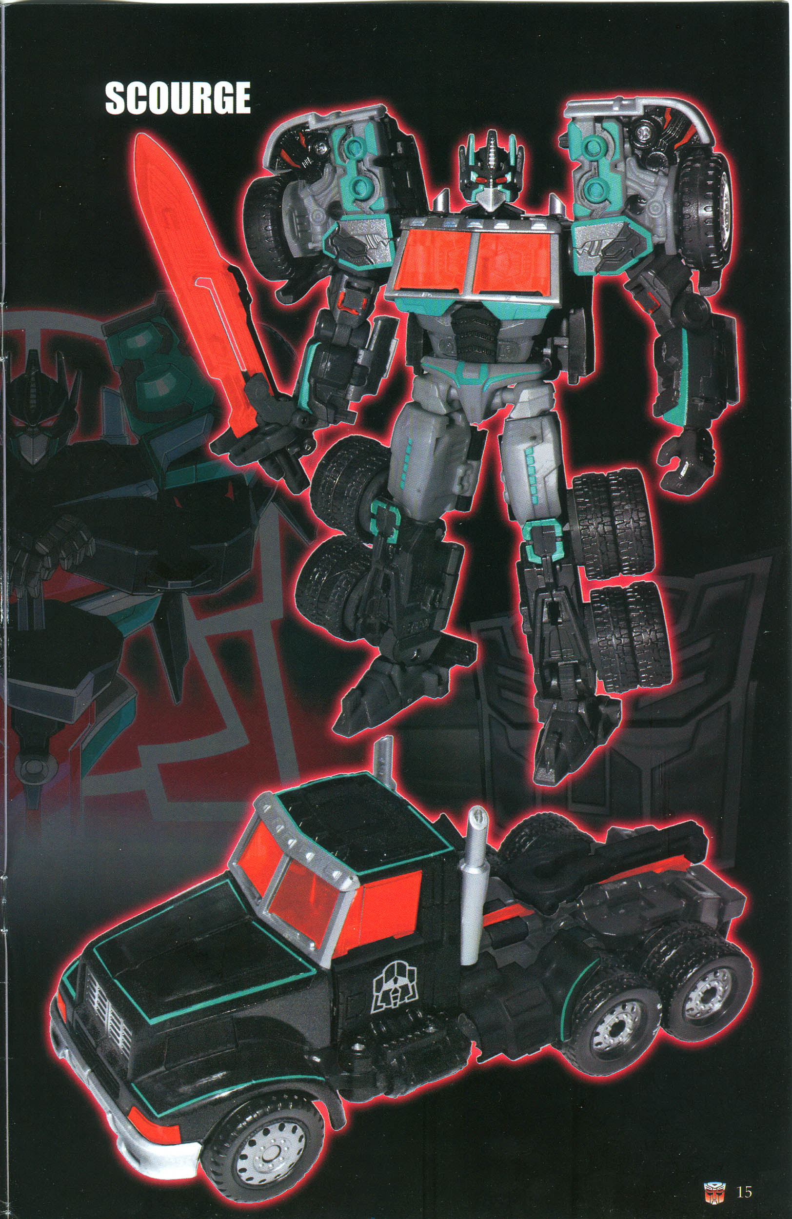 Read online Transformers: Collectors' Club comic -  Issue #46 - 15