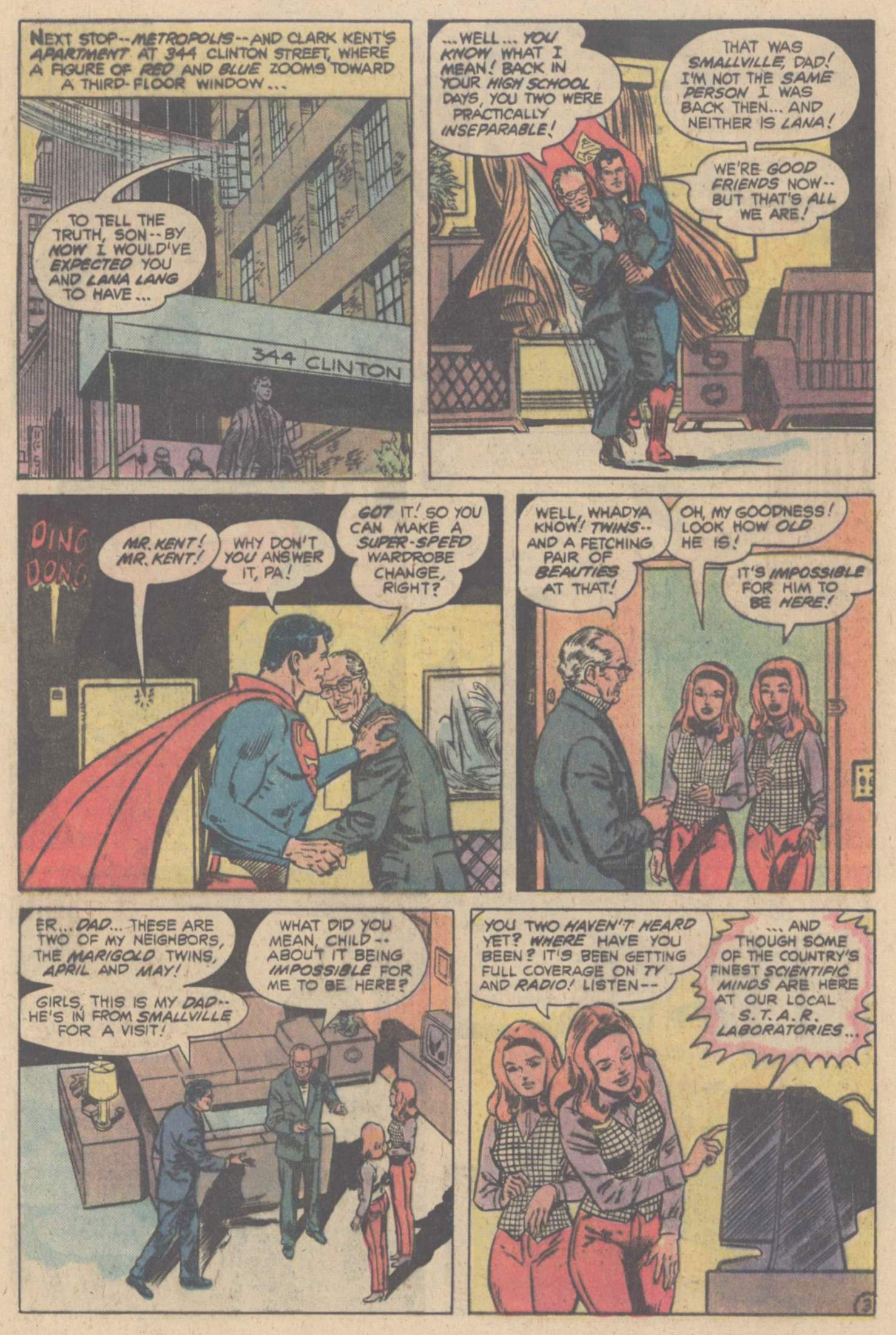 Read online Action Comics (1938) comic -  Issue #508 - 5