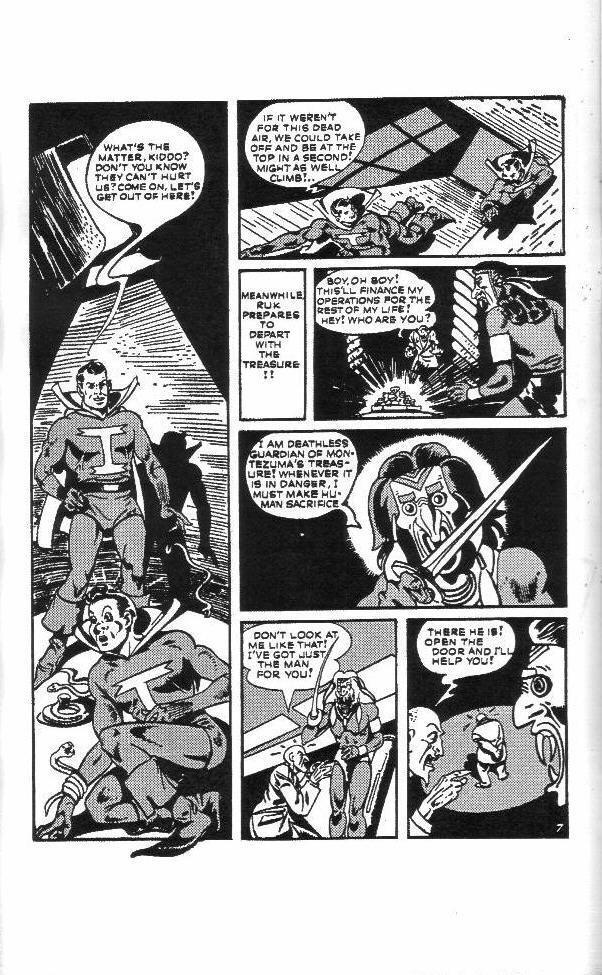 Read online Men of Mystery Comics comic -  Issue #47 - 22