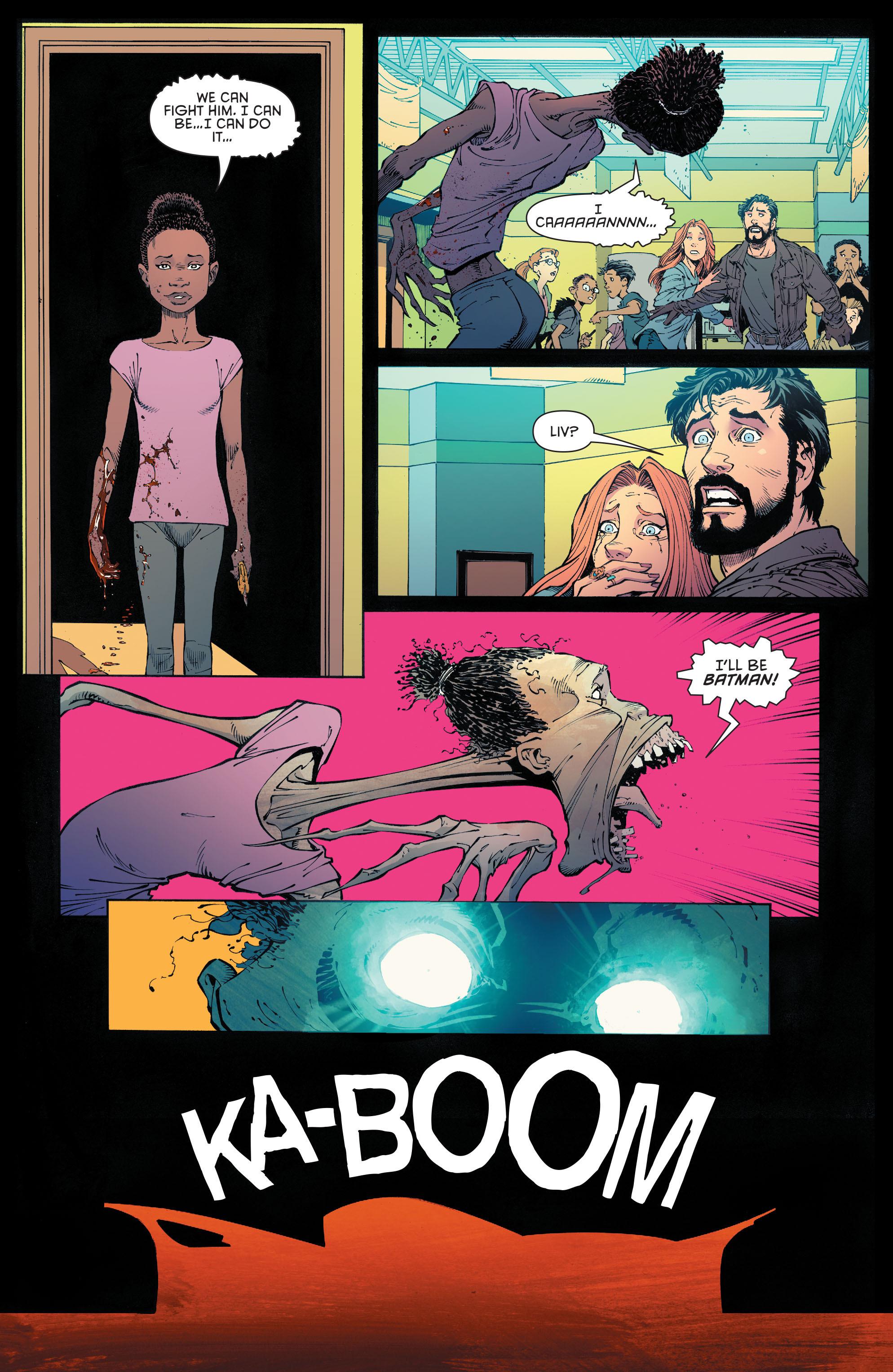 Read online Batman (2011) comic -  Issue # _TPB 9 - 69