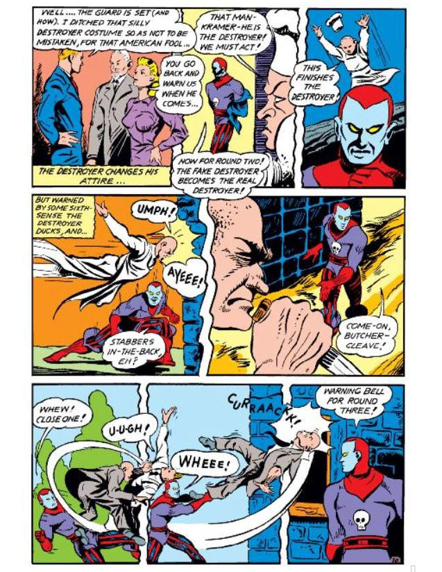 Read online All-Winners Comics comic -  Issue #5 - 64