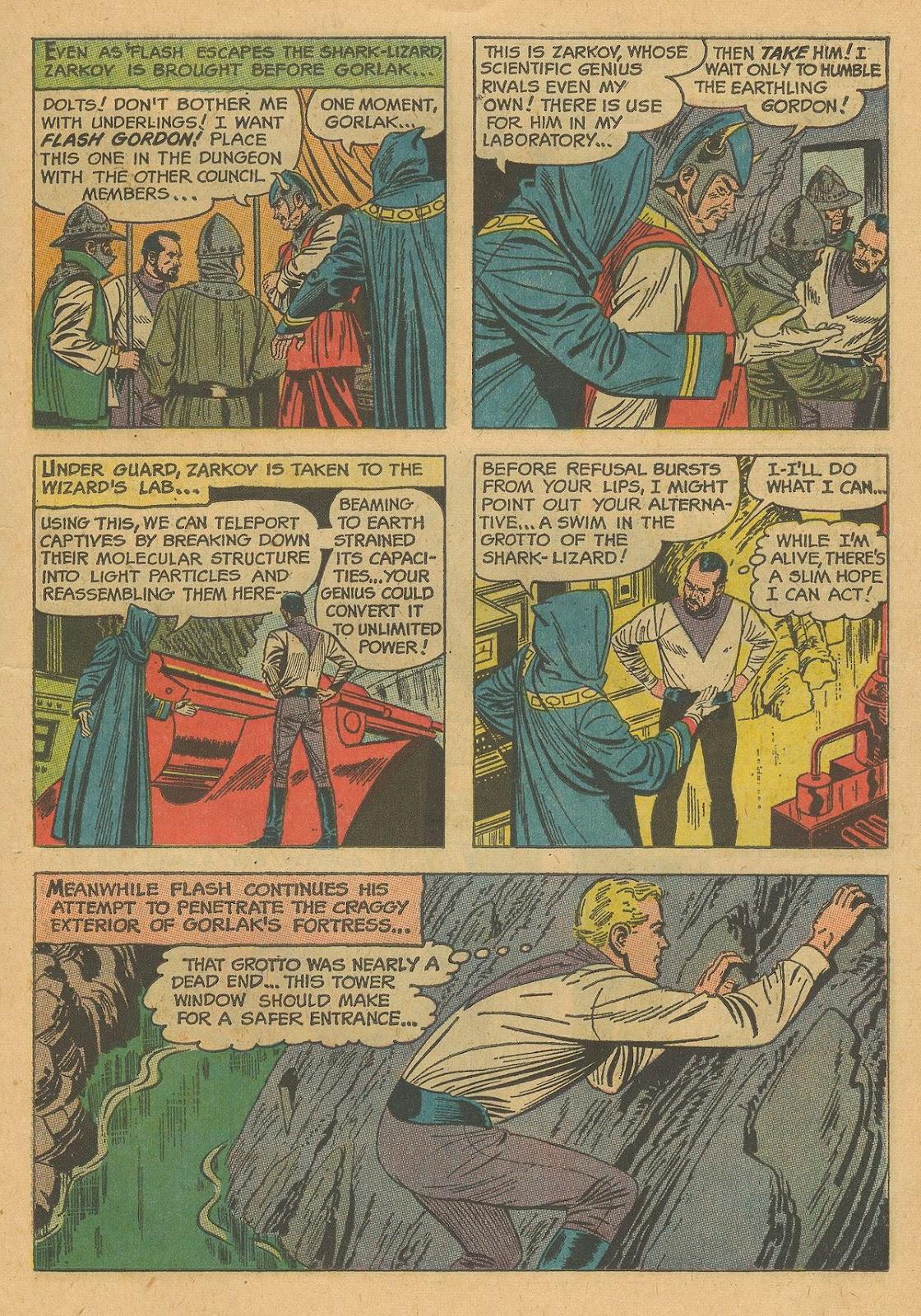 Flash Gordon (1966) issue 2 - Page 11
