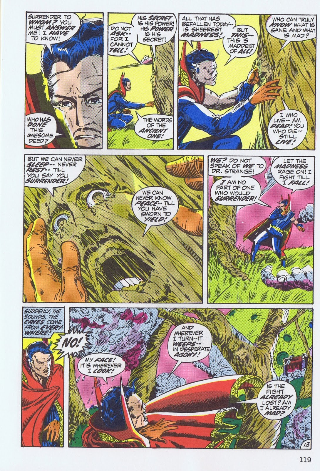 Doctor Strange: Master of the Mystic Arts issue TPB - Page 113