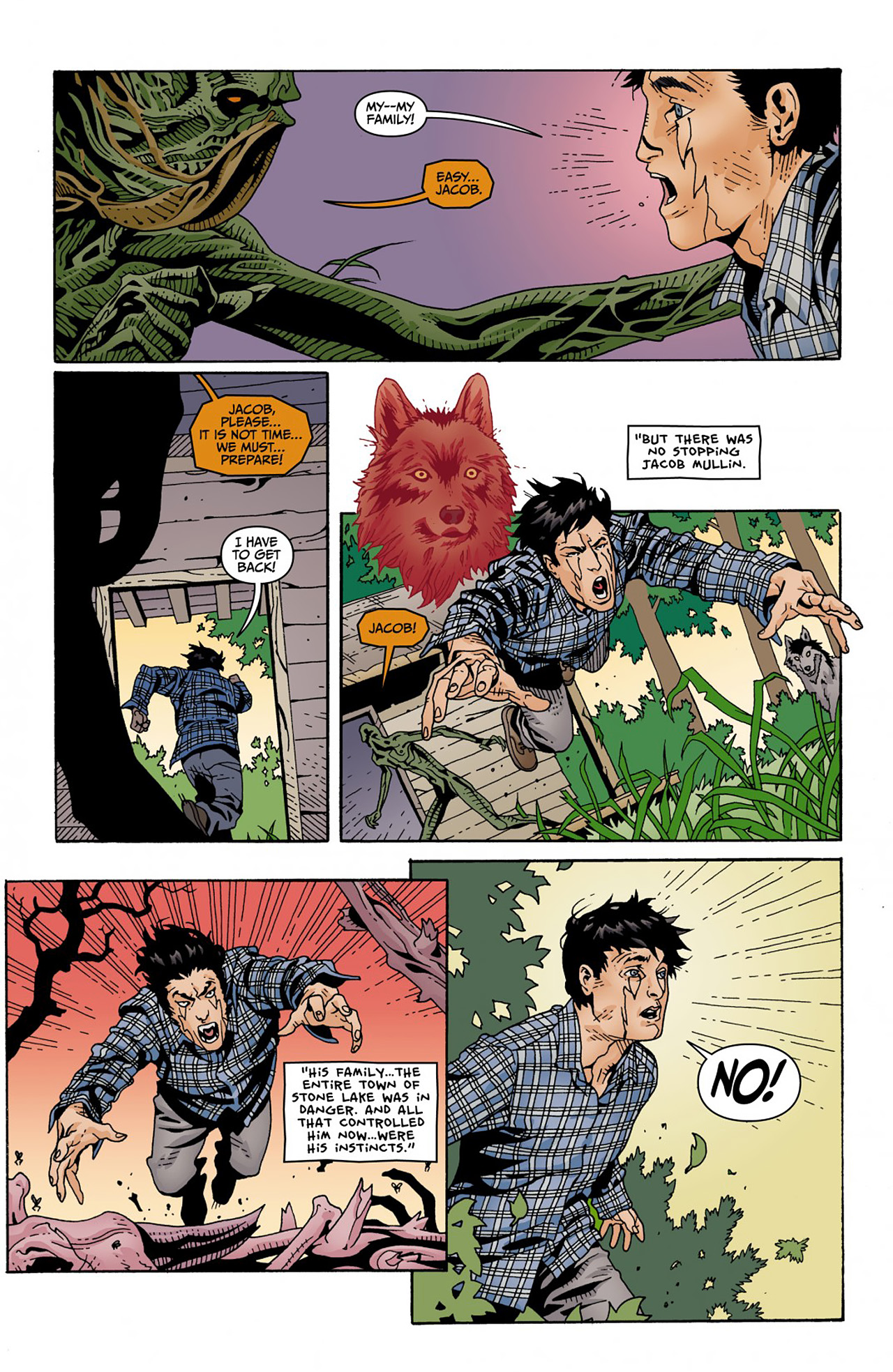 Read online Animal Man (2011) comic -  Issue #Animal Man (2011) _Annual 1 - 26