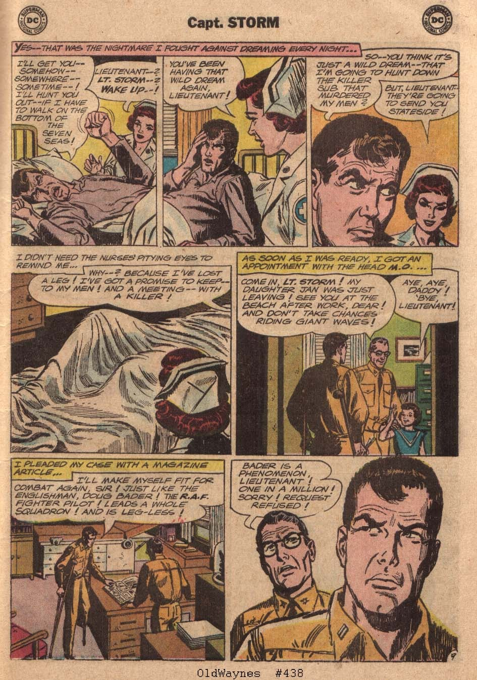 Capt. Storm issue 1 - Page 13