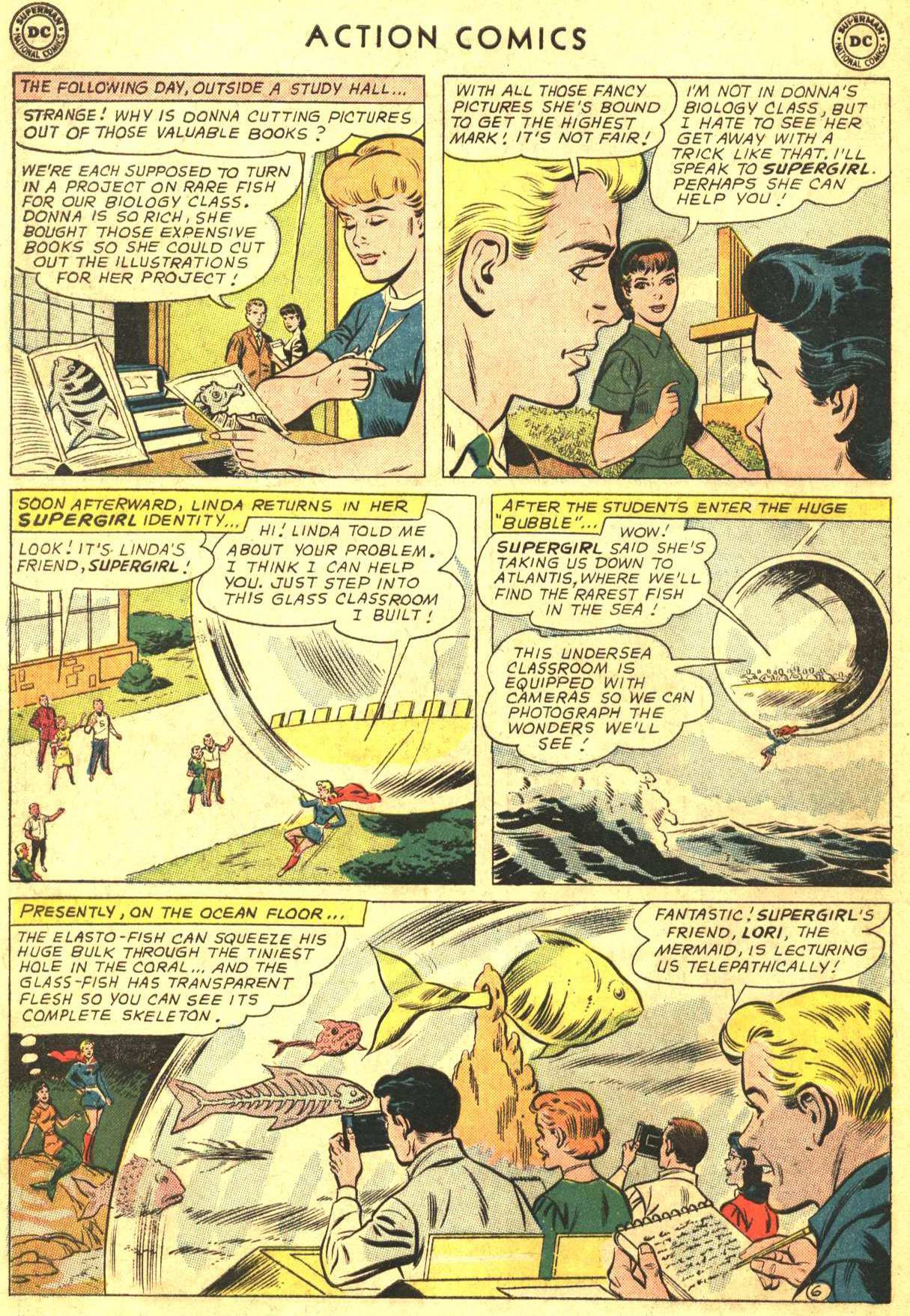 Read online Action Comics (1938) comic -  Issue #319 - 26