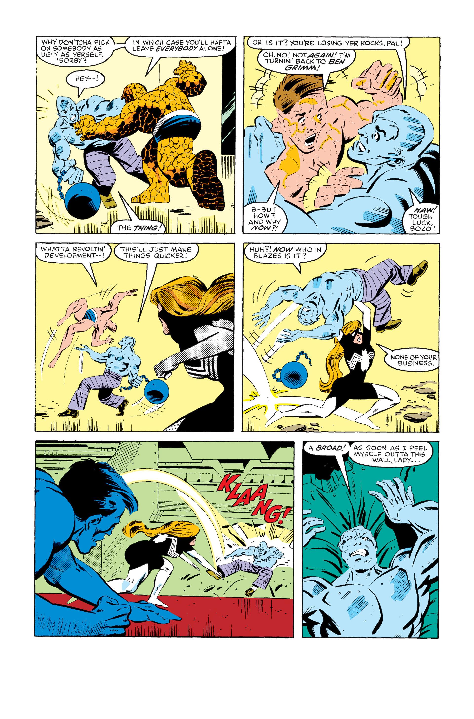 Read online Secret Wars (1985) comic -  Issue #8 - 8
