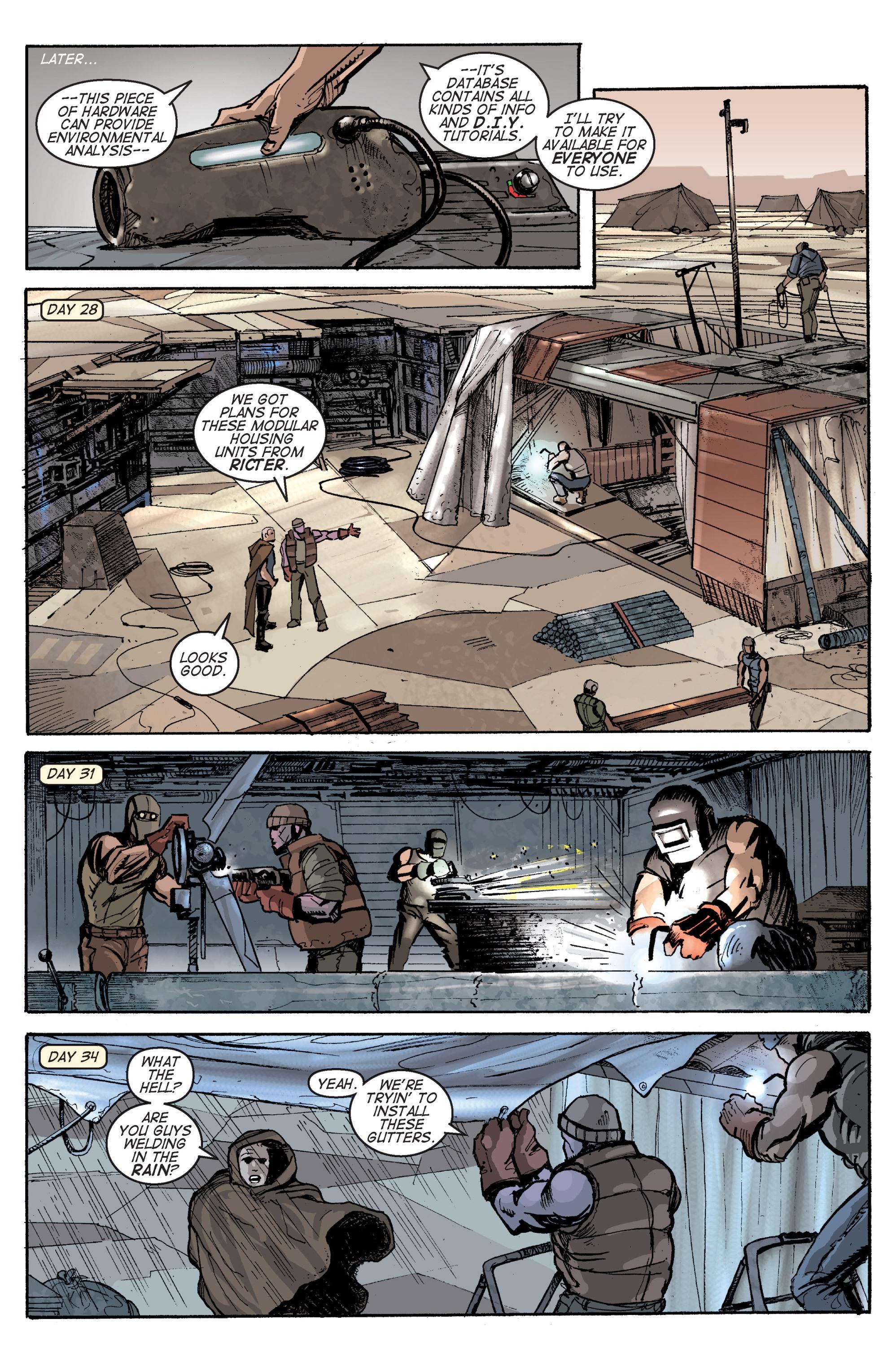 Read online Planetoid comic -  Issue # TPB - 82