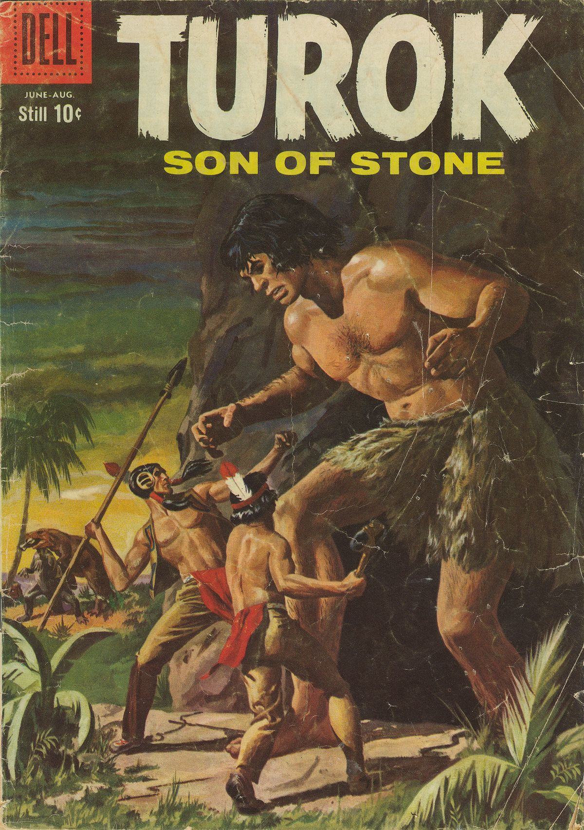 Read online Turok, Son of Stone comic -  Issue #16 - 1
