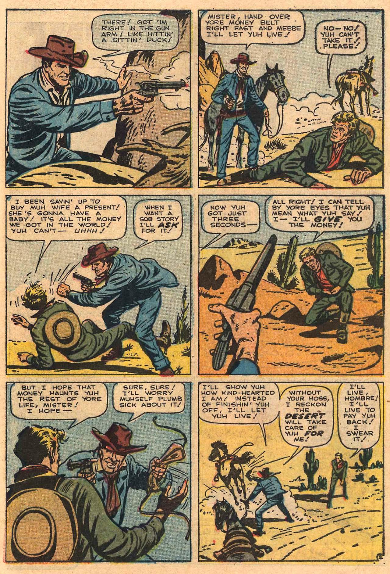 Read online Two-Gun Kid comic -  Issue #84 - 27