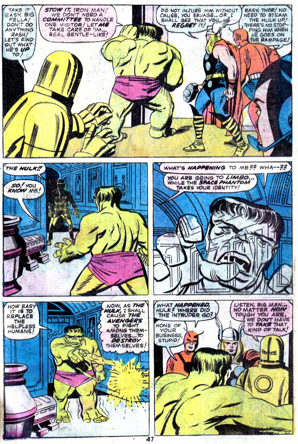 Giant-Size Avengers (1974) issue 3 - Page 49