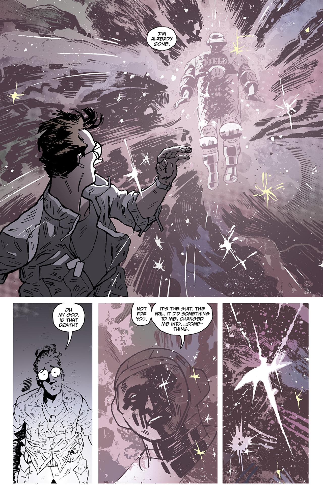Read online Sledgehammer 44 comic -  Issue #2 - 18