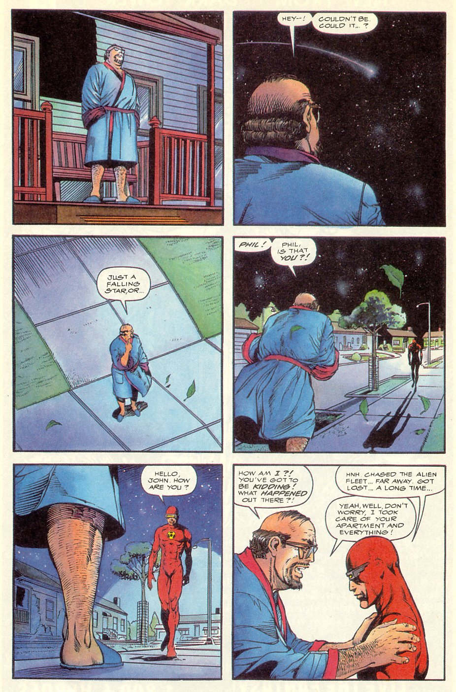 Read online Solar, Man of the Atom comic -  Issue #8 - 12