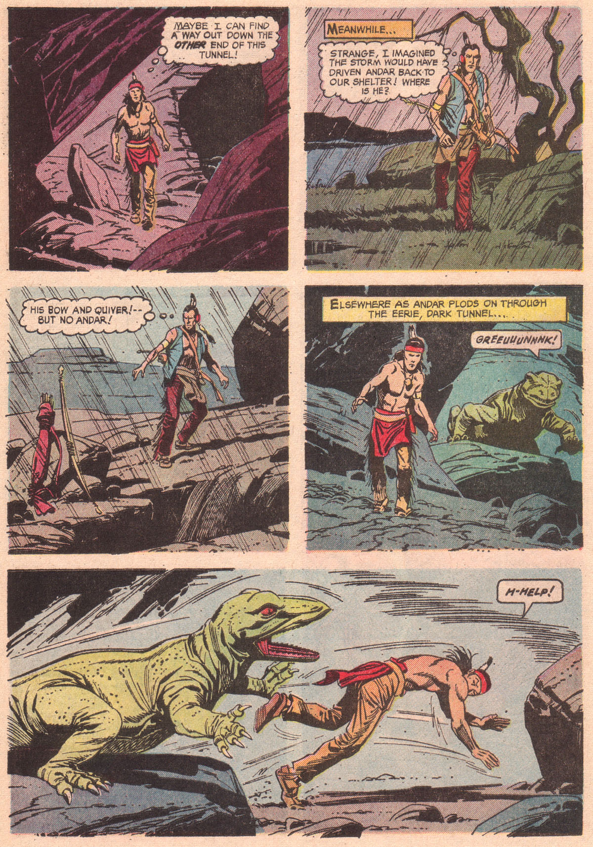 Read online Turok, Son of Stone comic -  Issue #56 - 28