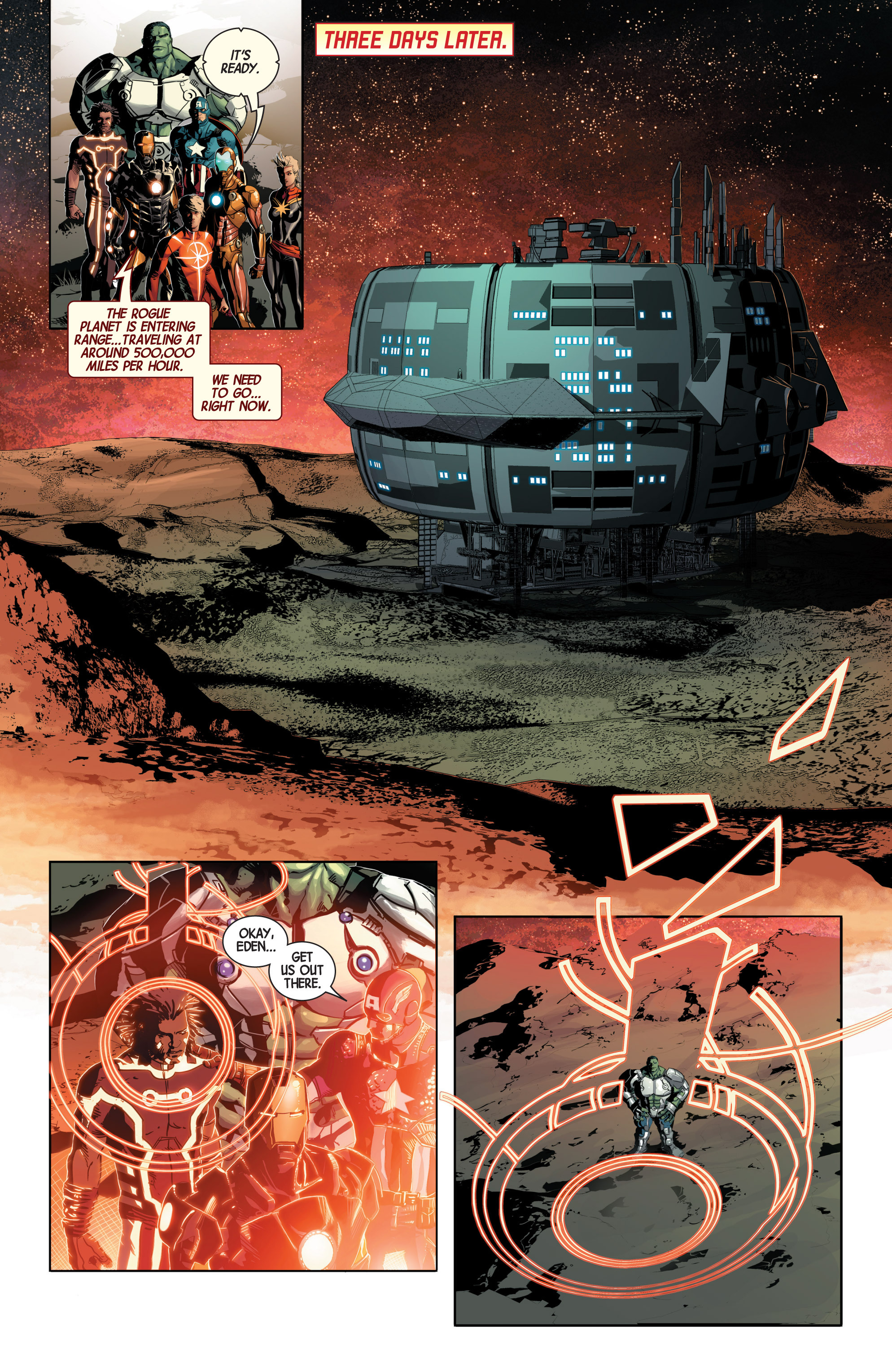 Read online Avengers (2013) comic -  Issue #Avengers (2013) _TPB 5 - 27