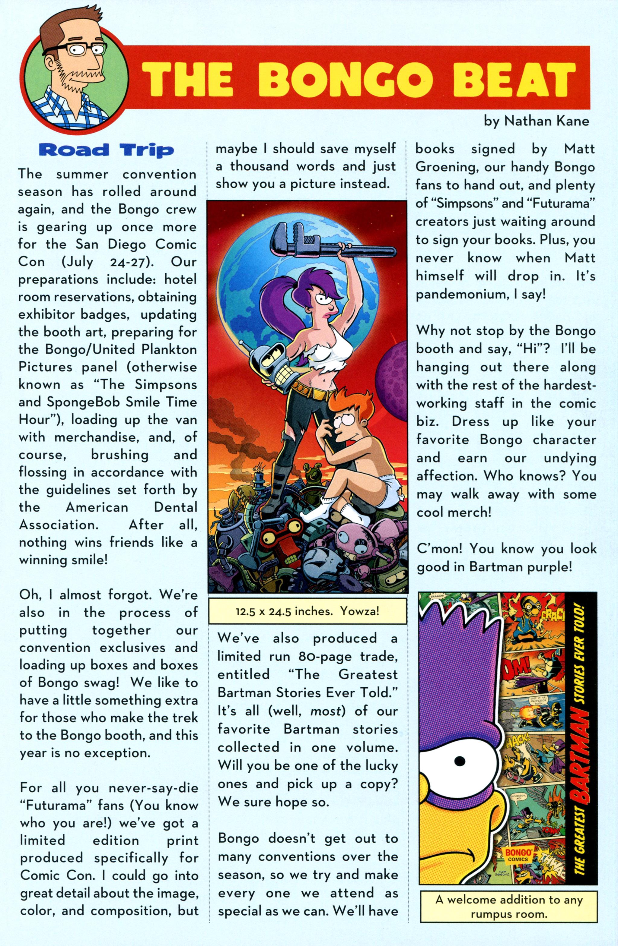 Read online Simpsons Comics comic -  Issue #213 - 27
