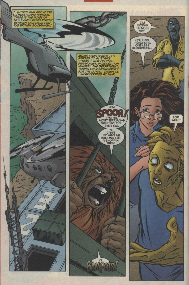 Excalibur (1988) issue 102 - Page 8