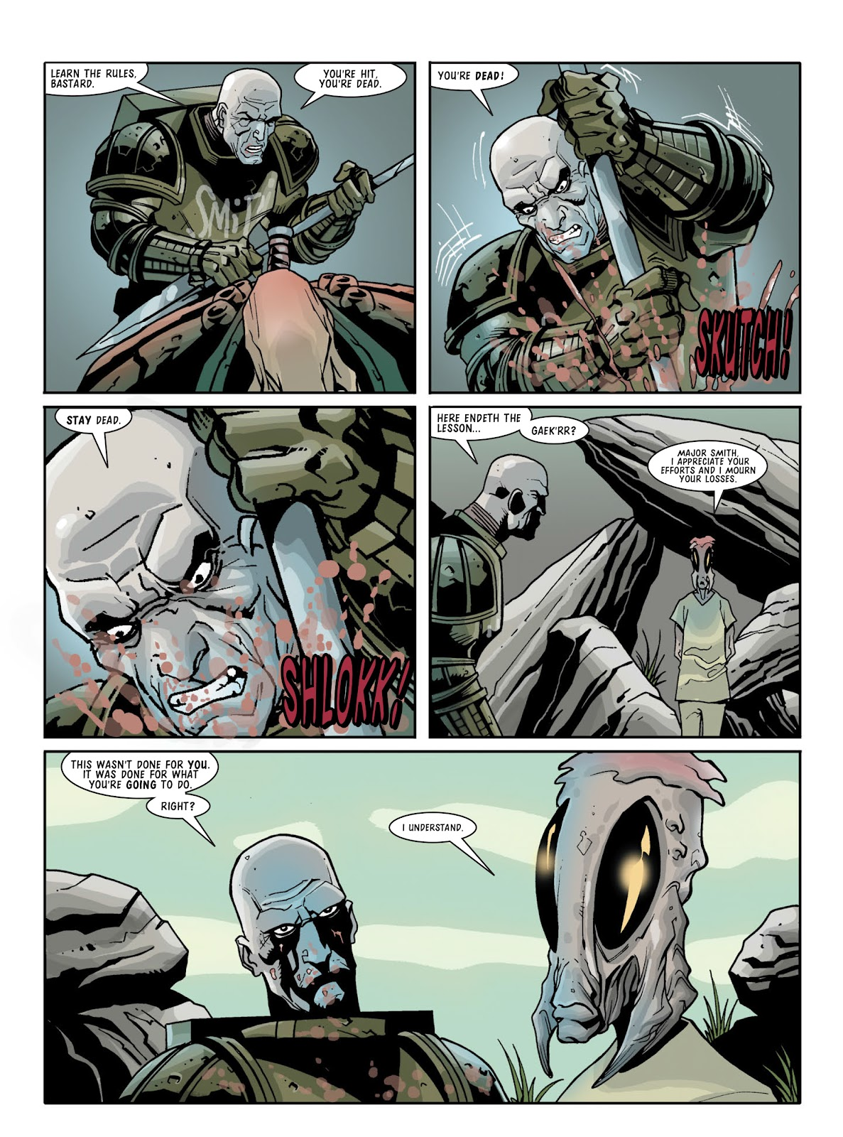 Judge Dredd Megazine (Vol. 5) Issue #381 #180 - English 125
