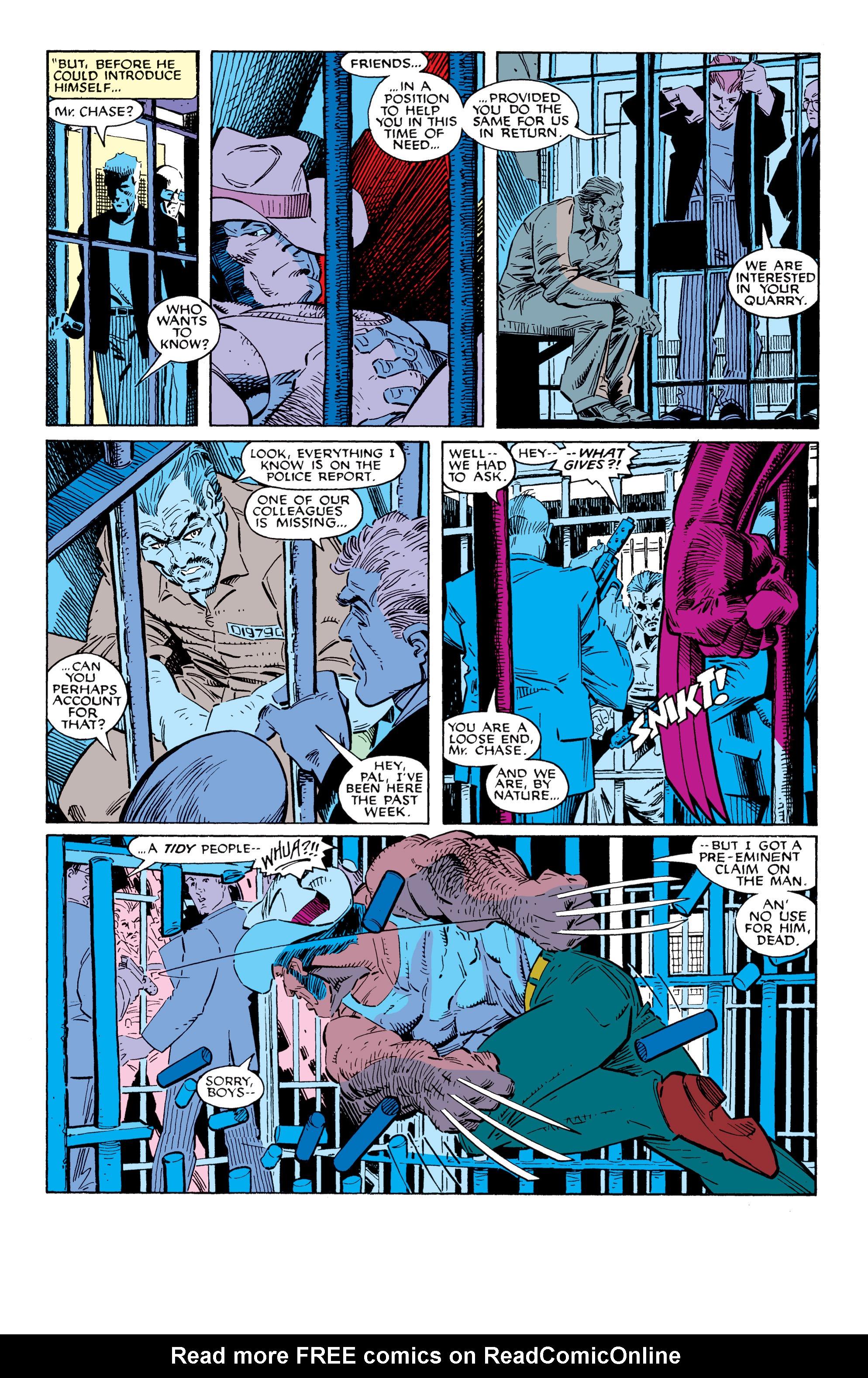 Read online Uncanny X-Men (1963) comic -  Issue #228 - 13