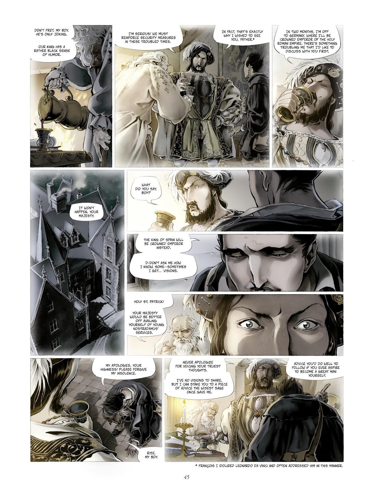 Read online Arthus Trivium comic -  Issue #4 - 47