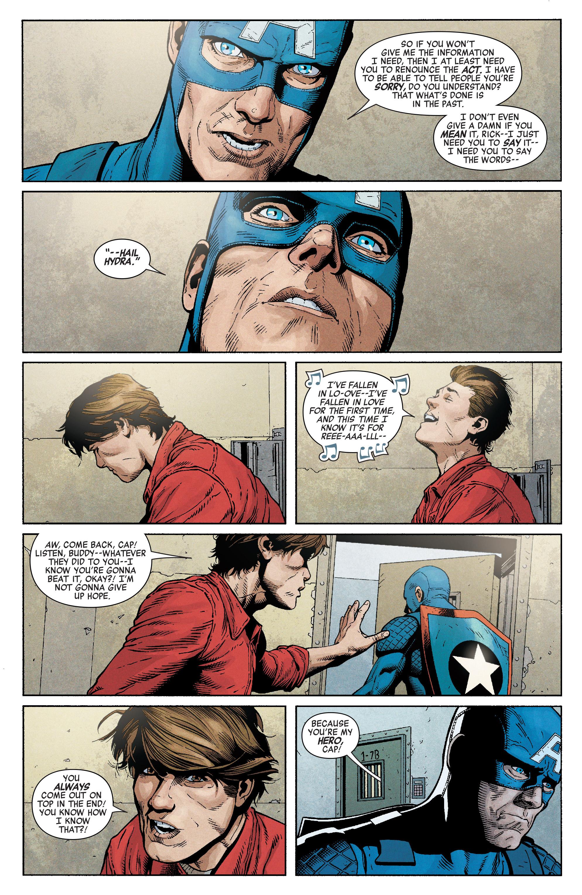 Read online Secret Empire comic -  Issue #1 - 29
