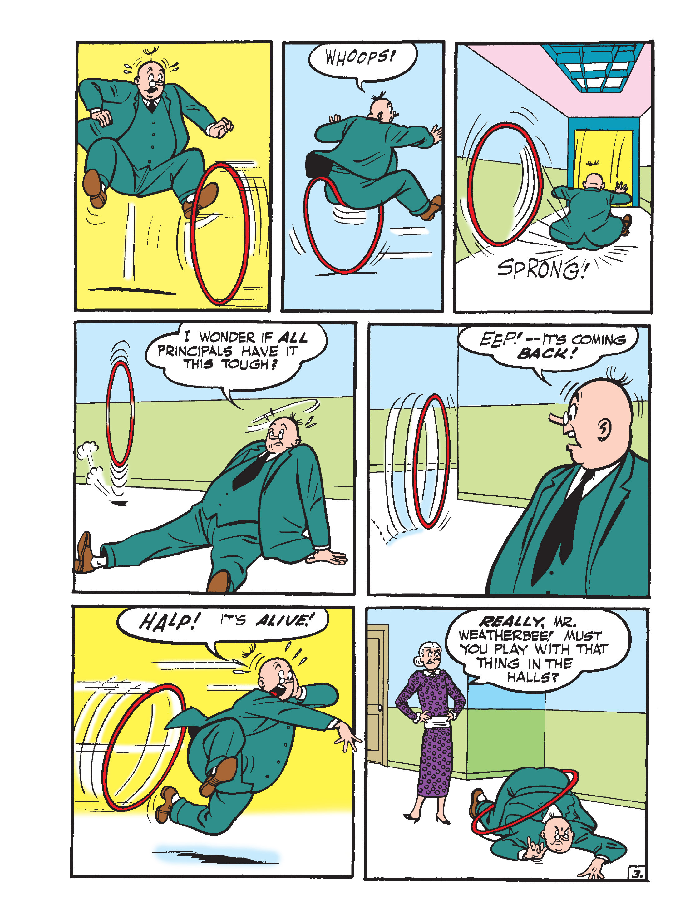 Read online Archie's Funhouse Double Digest comic -  Issue #15 - 144