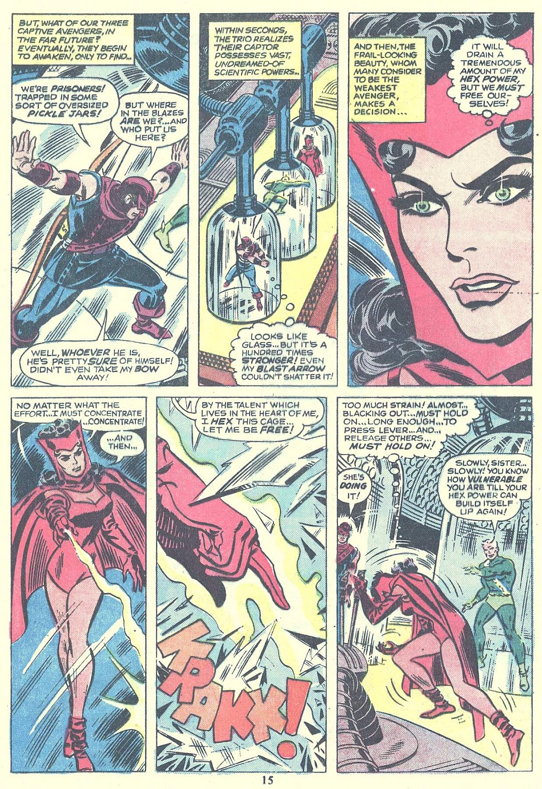 Marvel Triple Action (1972) issue 17 - Page 16
