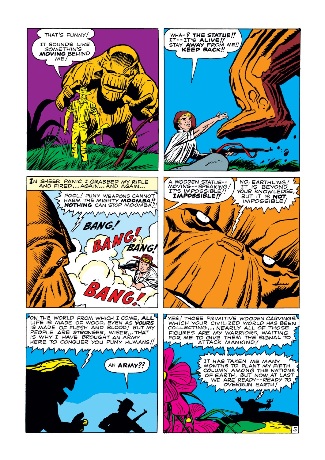 Tales to Astonish (1959) issue 23 - Page 6