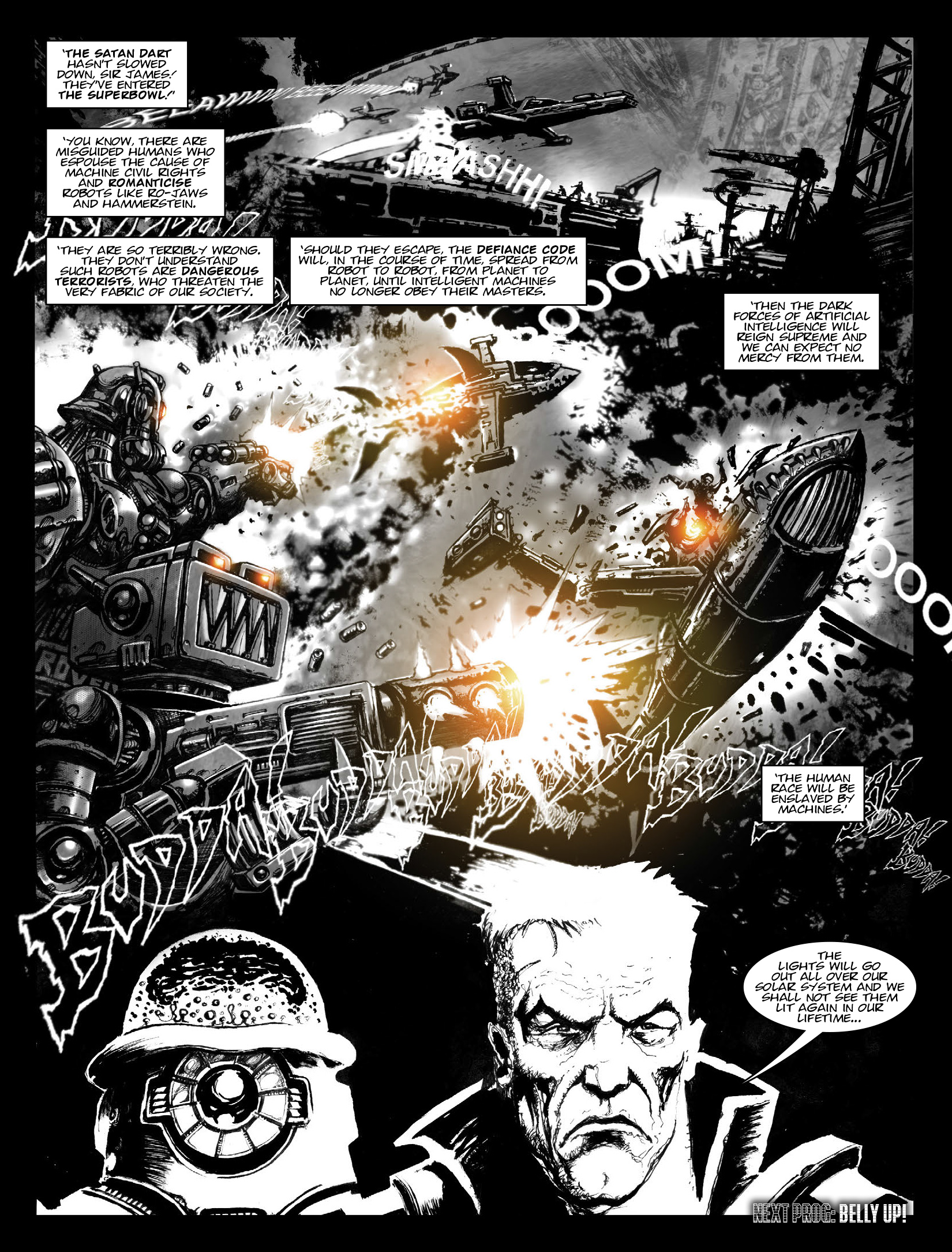 Read online 2000 AD comic -  Issue #1969 - 19