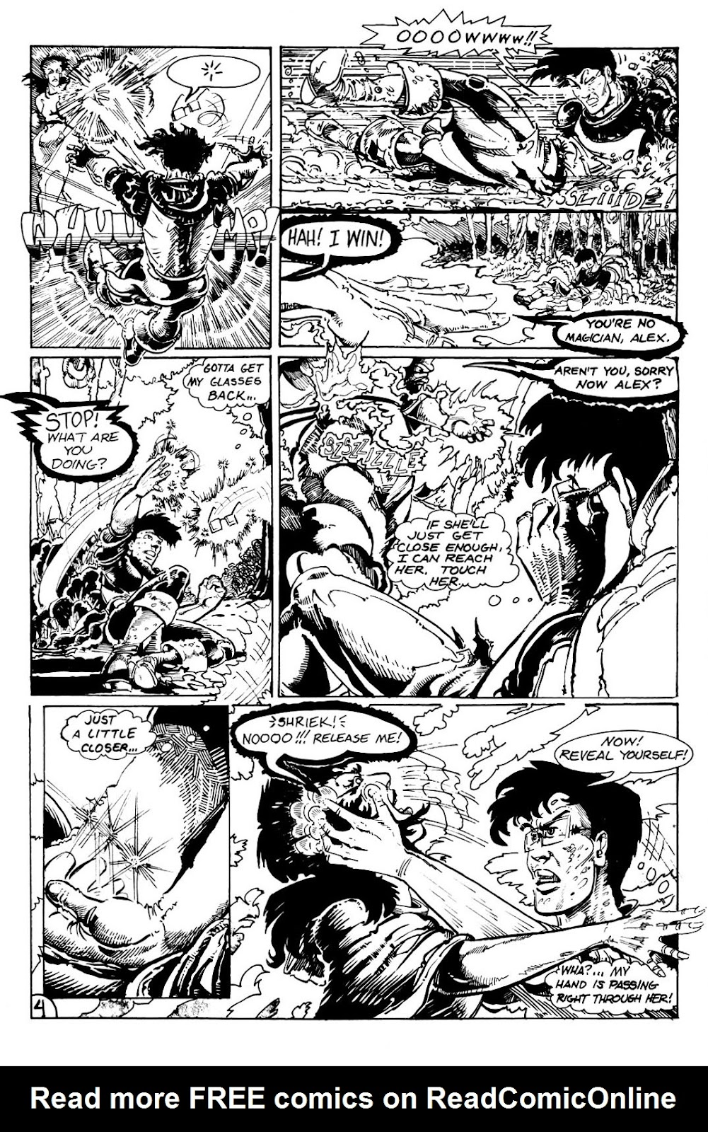 The Realm (1986) issue 17 - Page 6