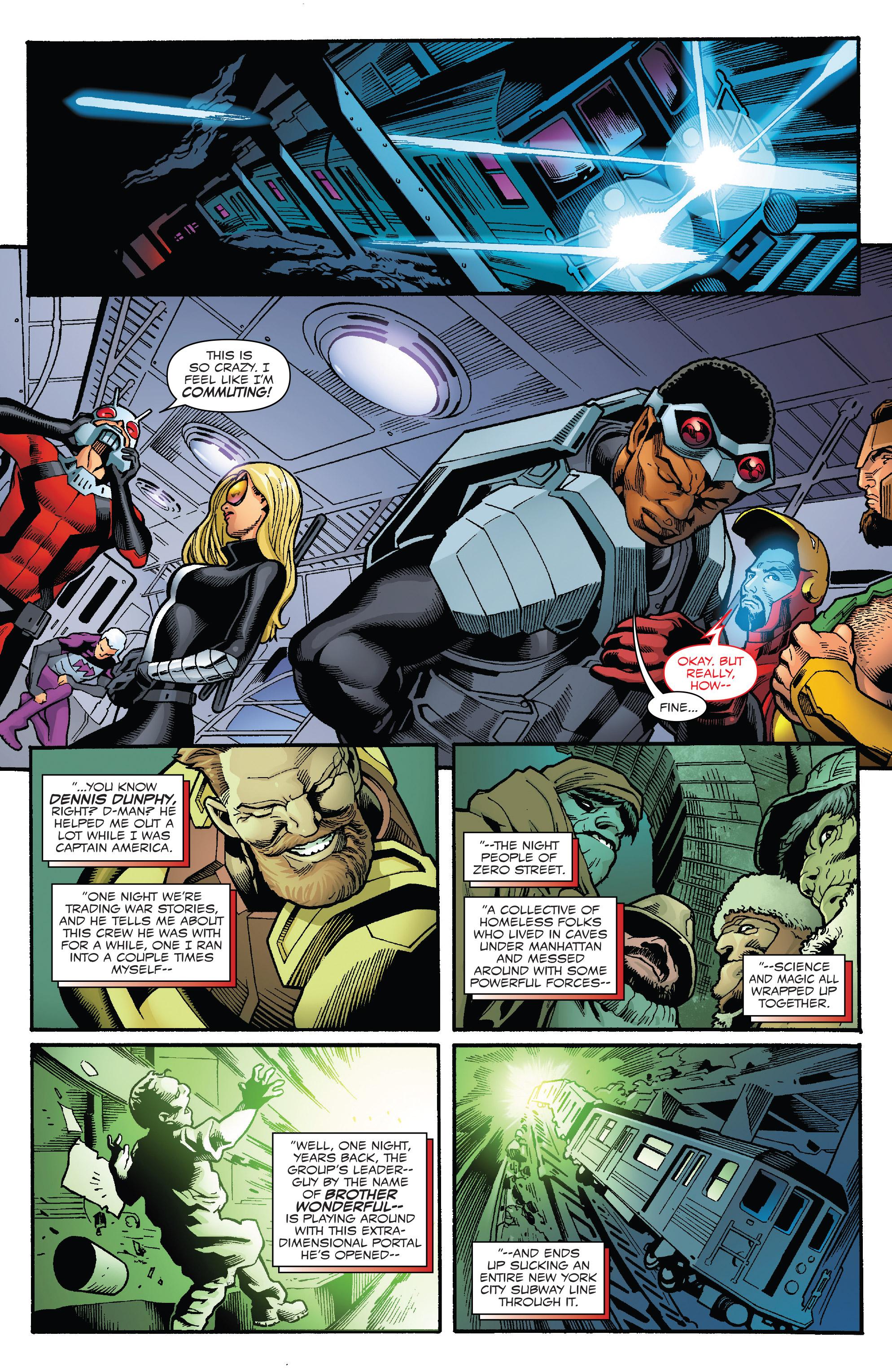 Read online Captain America: Sam Wilson comic -  Issue #23 - 8