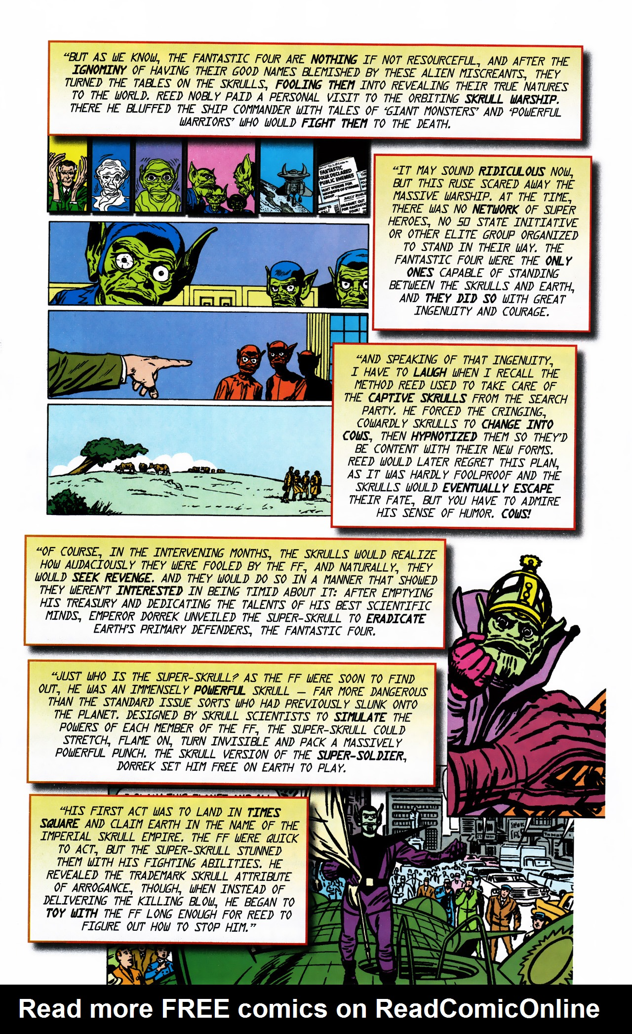 Read online Secret Invasion Saga comic -  Issue # Full - 10