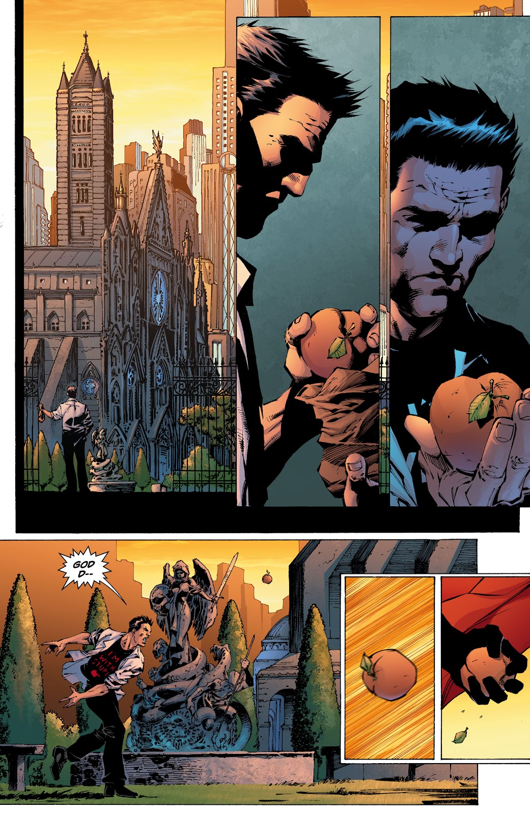 Read online Superman: For Tomorrow comic -  Issue # TPB (Part 1) - 43