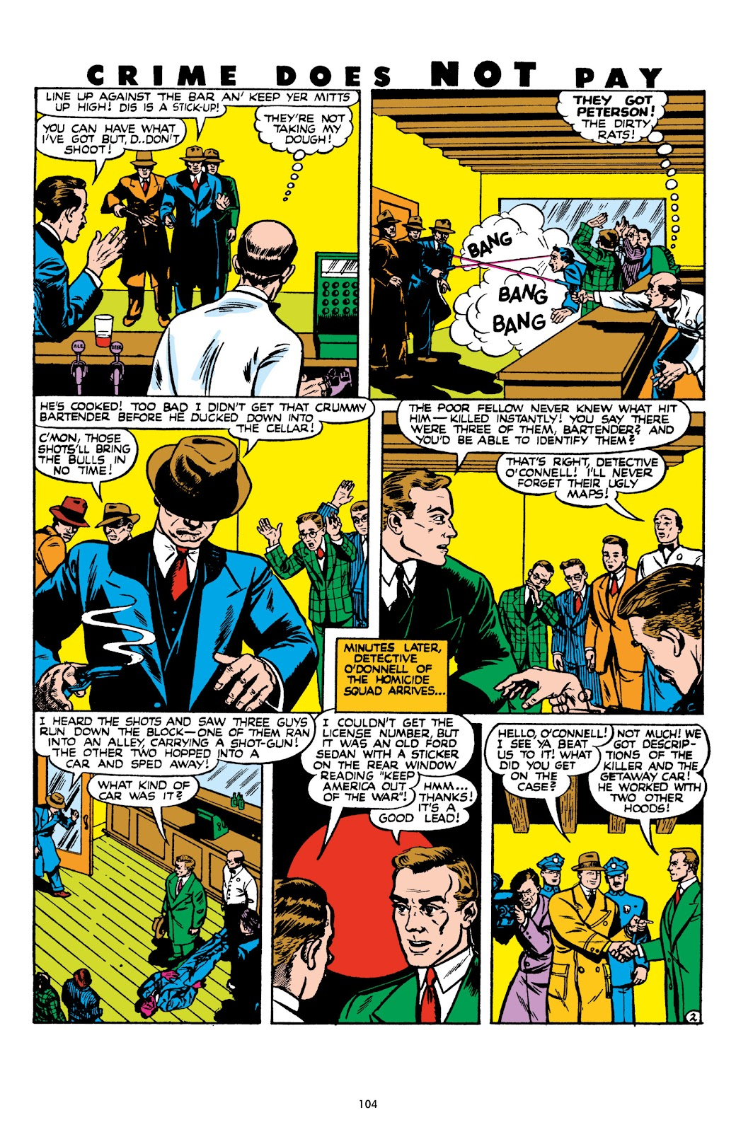 Read online Crime Does Not Pay Archives comic -  Issue # TPB 8 (Part 2) - 5