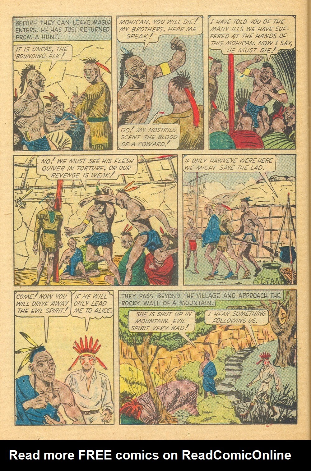 Classics Illustrated issue 4 - Page 44