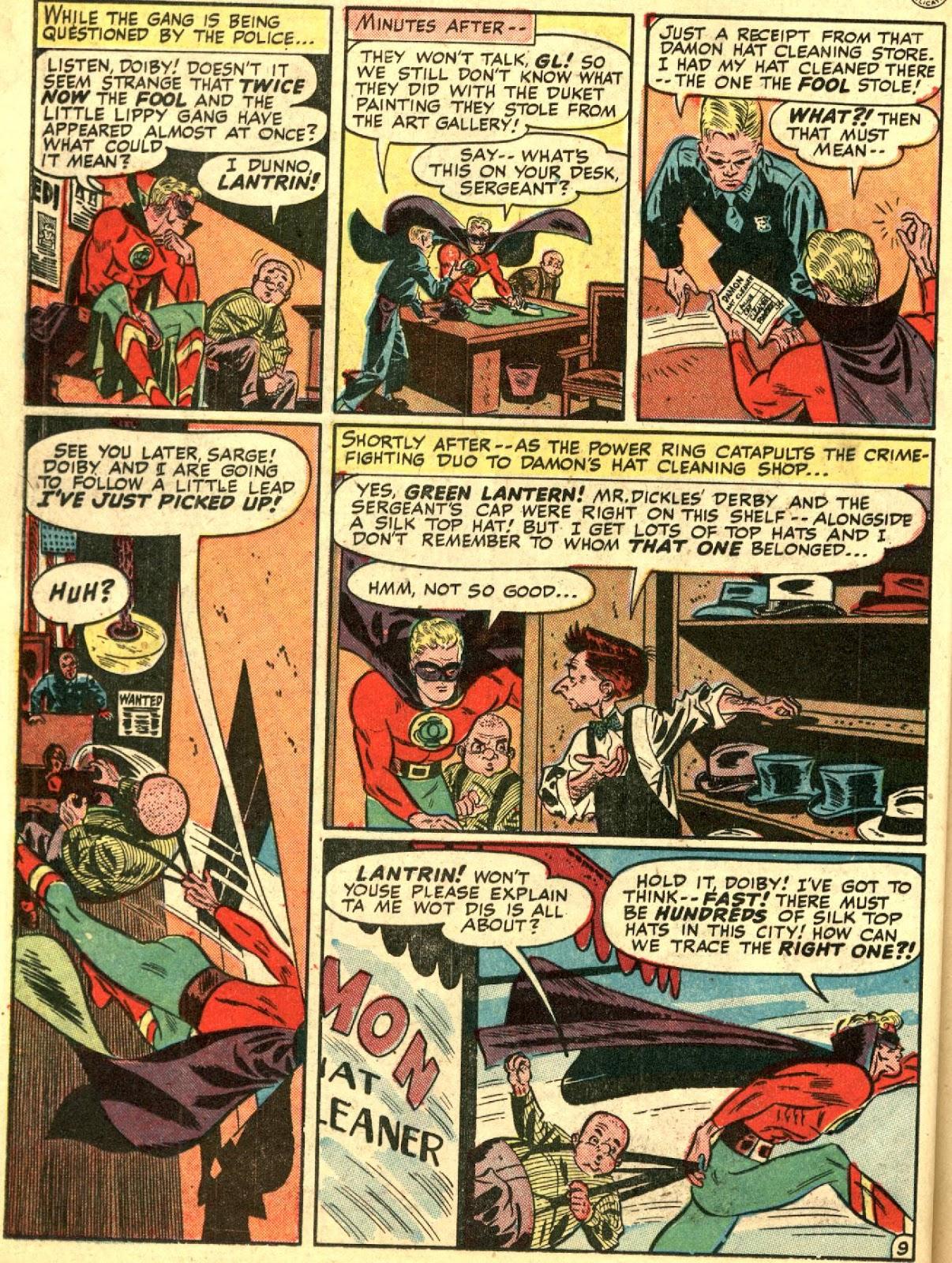 Comic Cavalcade issue 27 - Page 38