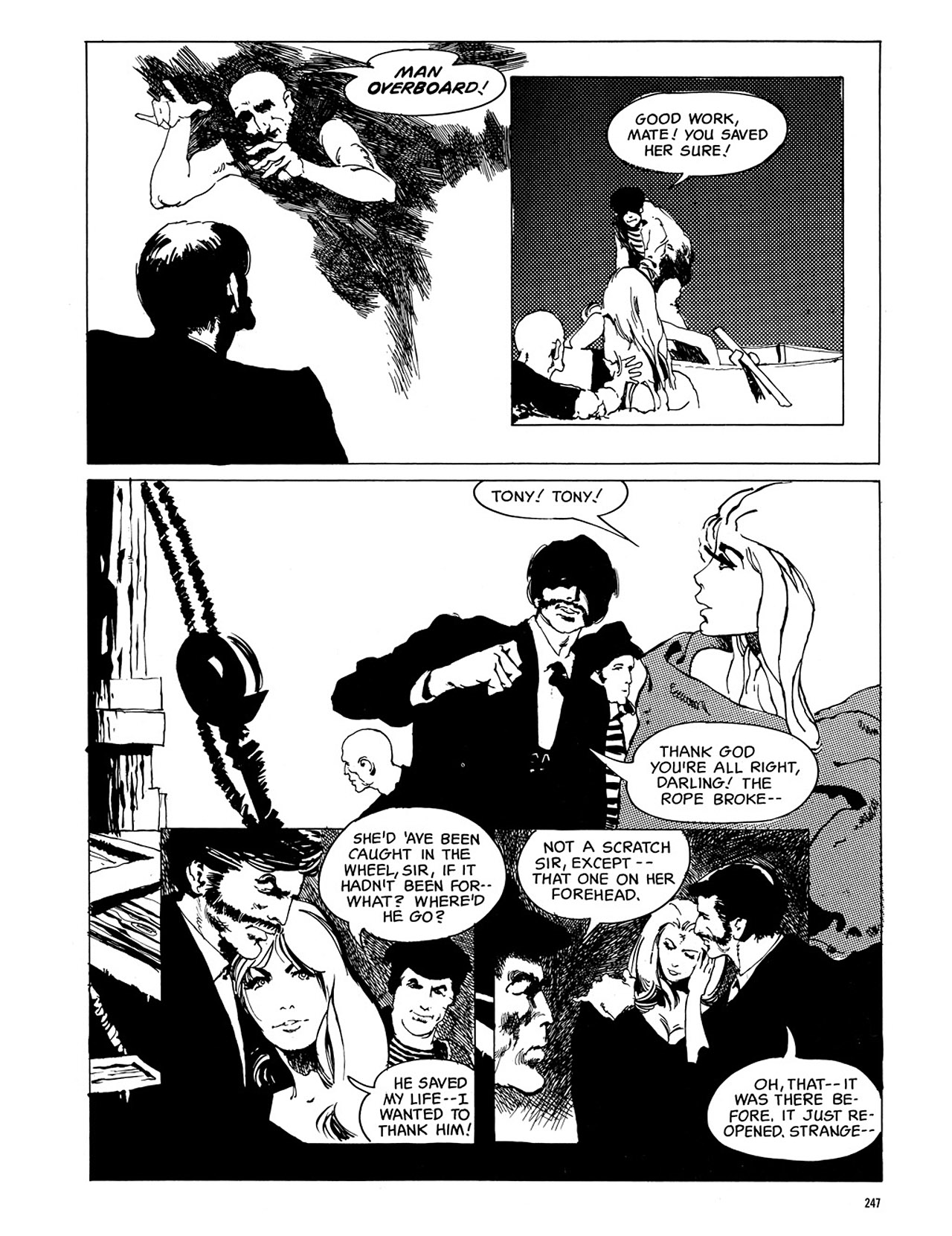 Read online Eerie Archives comic -  Issue # TPB 3 - 248